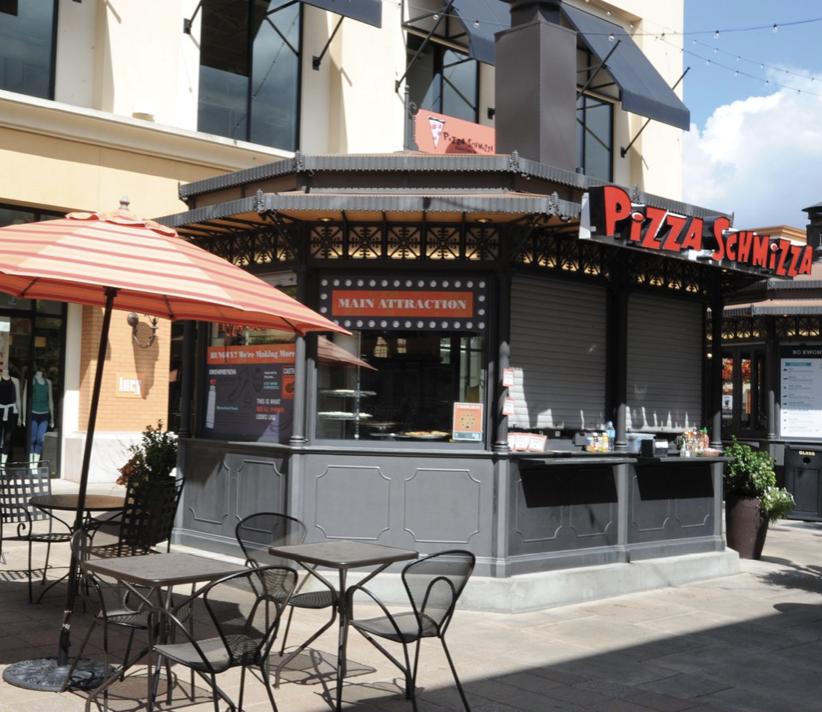 Kiosk - Pizza Store